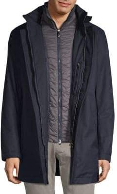 HUGO BOSS Joxtech 2-in-1 Jacket & Quilted Liner