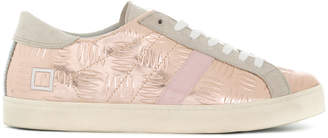 D.A.T.E diamond plate sneakers