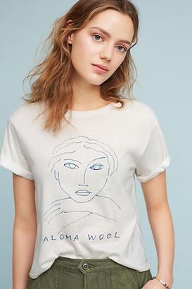 Paloma Wool Souvenir Tee $38 thestylecure.com