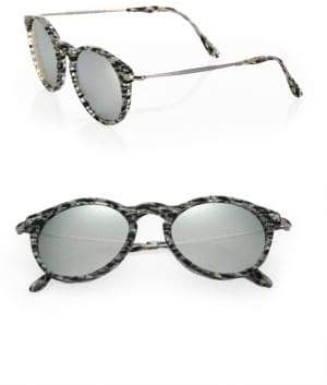 Kyme 48MM Oval Sunglasses