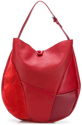 Carmina Campus Nina hobo tote bag