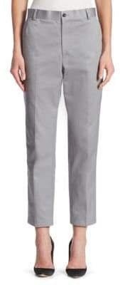 Thom Browne Cotton Twill Trouser