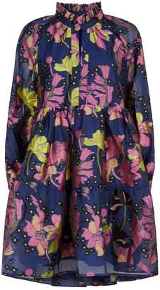 Stine Goya Floral JasmineMini Dress