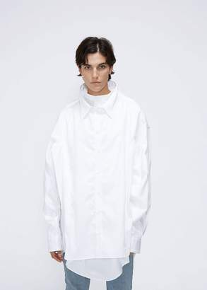 Y/Project Long Sleeve Skinny Shirt