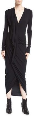 Urban Zen Convertible Jersey Wrap Dress