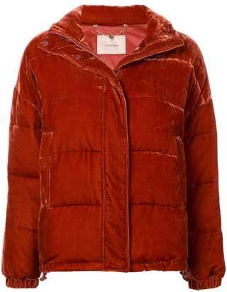 Twin-Set short puffer jacket