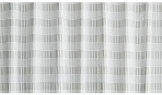 crate barrel skyline grey shower curtain style