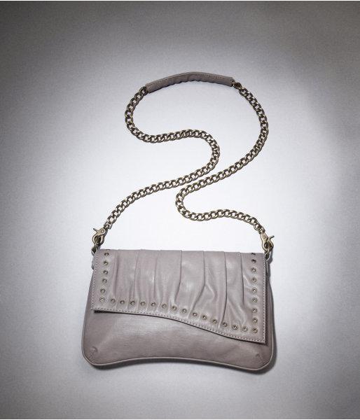 Grommet Crossbody Bag