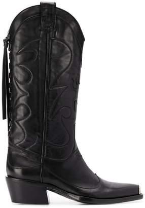 HTC Los Angeles cowboy boots