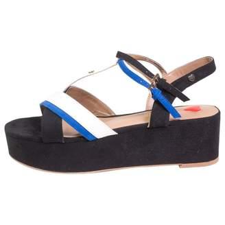 Moschino Platform Sandals
