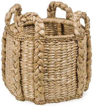 Mainly Baskets Sweater Weave Kindling Basket