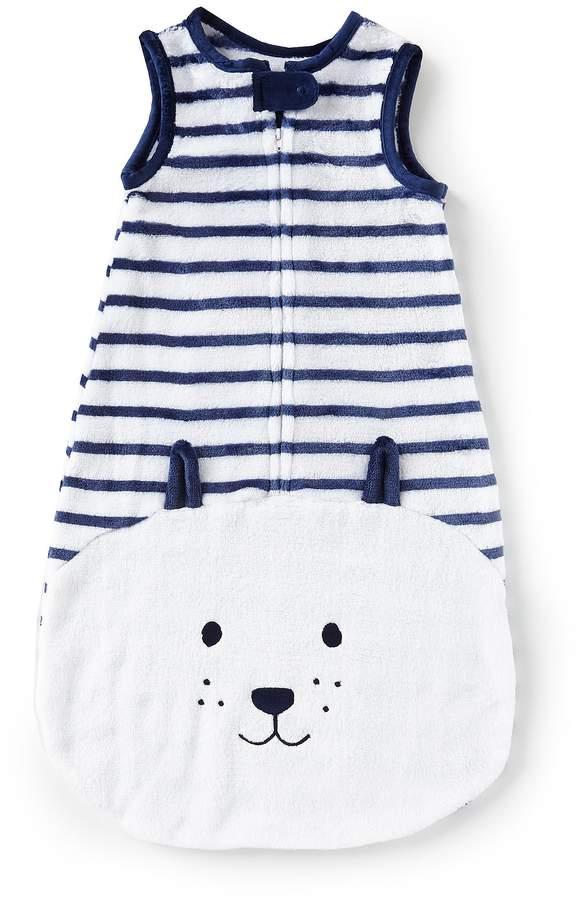 Little Me Baby Boys Newborn-9 Months Puppy Wearable Blanket