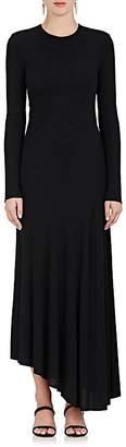 The Row Women's Talluah Rib-Knit Flared Dress