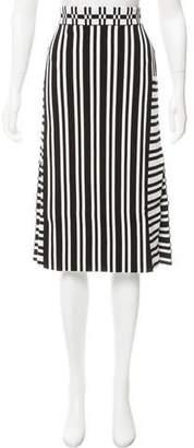 Tanya Taylor Striped Camilla Skirt w/ Tags