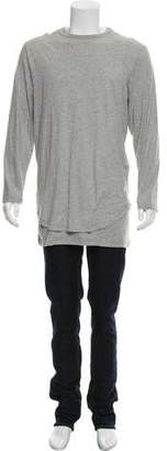 Stampd Layered Longline Long-Sleeve T-Shirt w/ Tags