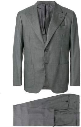 Kiton slim-fit suit