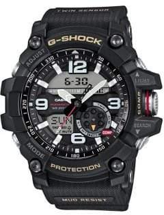 G-Shock Mudmaster Analog and Digital Strap Watch
