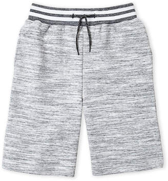 Brooklyn Cloth (Boys 8-20) Space-Dye Sweat Shorts