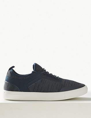 Marks and Spencer Lace-up Casual Trainers