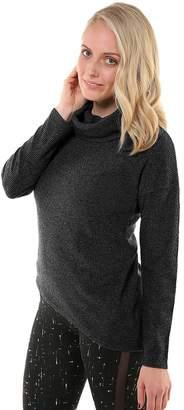 Soybu Women's Serene Asymmetrical Hem Sweater