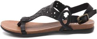 Django & Juliette Besha Tan Sandals Womens Shoes Casual Sandals-flat Sandals