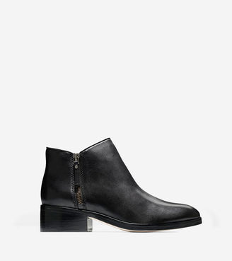 Hayes Flat Bootie (40mm) $260 thestylecure.com