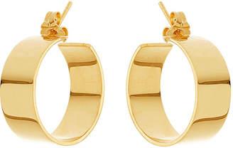Lana Small Vanity 14K Hoop Earrings