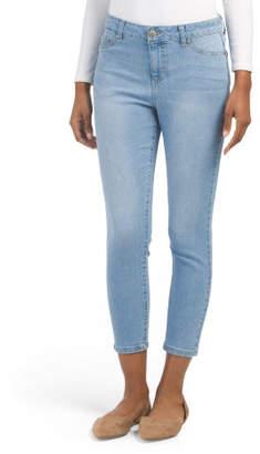Juniors High Waist Skinny Jeans