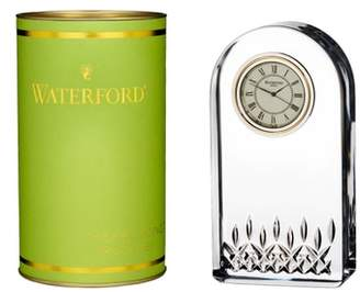 Waterford Giftology Lismore Essence Lead Crystal Clock