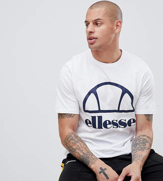 Ellesse Trista Crew Neck T-Shirt In White