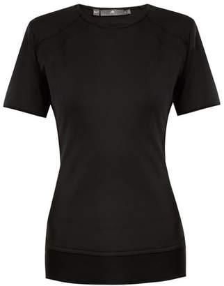 adidas by Stella McCartney Essential Performance T Shirt - Womens - Black