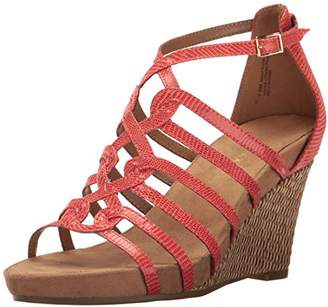 Aerosoles Women's Plush Wedge Sandal