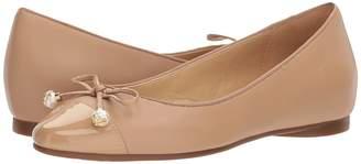 MICHAEL Michael Kors Gia Ballet Women's Dress Flat Shoes