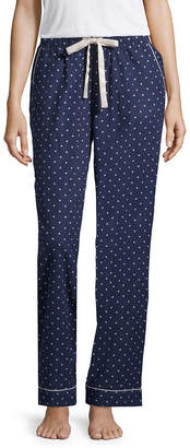 Liz Claiborne Flannel Pajama Pants- Plus