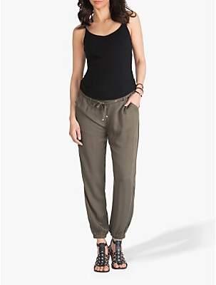 Séraphine Harmony Maternity Trousers, Khaki