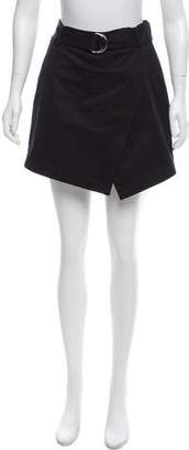 Frame Trench High-Rise Skort w/ Tags