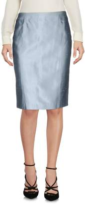 Blumarine Knee length skirts - Item 35294467QO