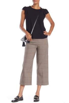 Cynthia Steffe CeCe by Glen Plaid Cropped Pants