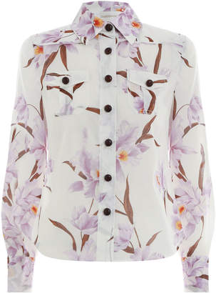 Zimmermann Corsage Body Shirt
