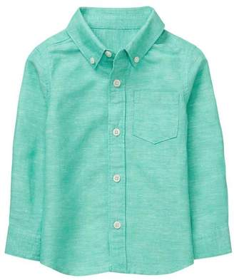 Gymboree Linen Shirt