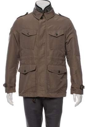Burberry Layered Field Jacket