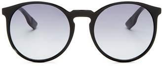 McQ Women's Round Sunglasses, 55mm