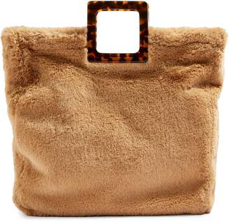 00ee7b712fb Topshop Freddy Faux Fur Tote Bag