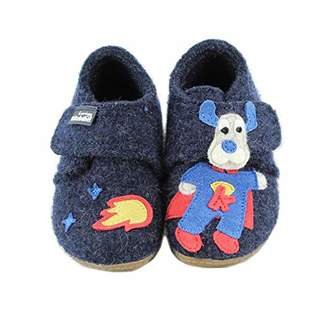 Living Kitzbühel Baby Boys' Babyklett Superman Slippers