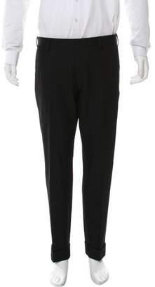 Dries Van Noten Cropped Wool Pants w/ Tags