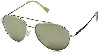 Elie Tahari Women's EL238 GDGR Aviator Sunglasses