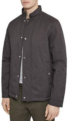Reiss Heath Funnel-Neck Jacket