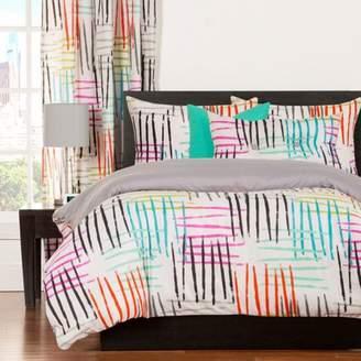 Crayola Stroke of GeniusFull/Queen Comforter Set