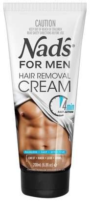 Nad's Men's Hair Removal Cream - 6.8 fl oz