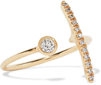 Hirotaka - 10-karat Gold Diamond Ring